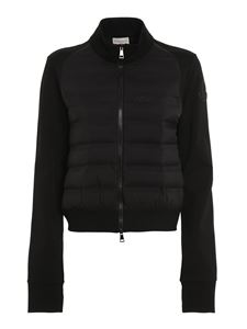 Moncler - Quilted jacket in black