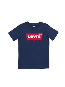 Levi's - Branded T-shirt in blue
