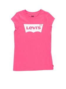 Levi's - Branded T-shirt in pink