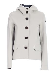 RRD Roberto Ricci Designs - Summer jacket in grey