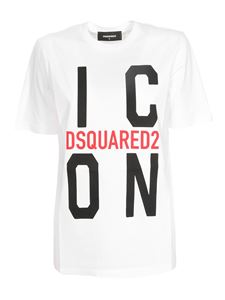 Dsquared2 - Icon T-shirt in white