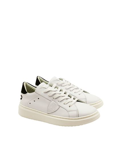 Philippe Model - Granville Pmp Veau sneakers in white