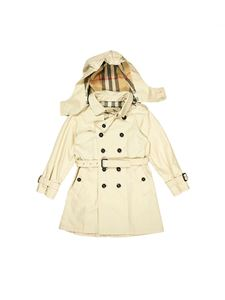 Burberry - Double-breasted trench coat in beige