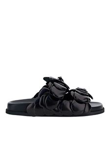 Valentino Garavani - Atelier 03 Rose Edition sandals in black