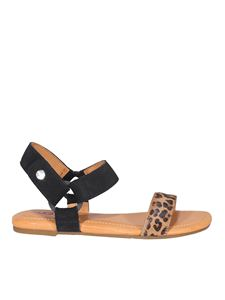 UGG - Rynell sandals in animal print