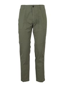 Department 5 - Prince Fatique pants in green