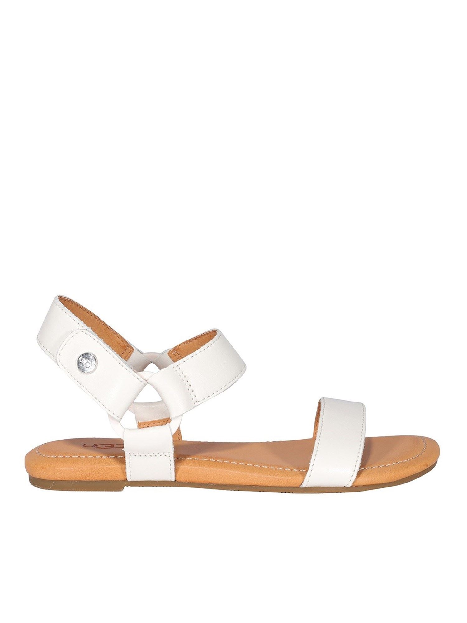 Ugg UGG RYNELL SANDALS IN WHITE