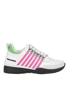 Dsquared2 - Bumpy 551sneakers in white