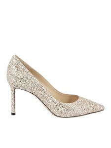 Jimmy Choo - Romy 85 pumps in gold color
