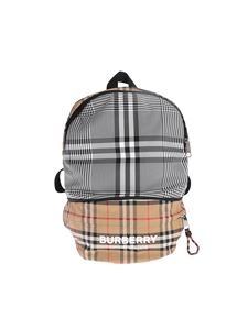 Burberry - Vintage check convertible belt bag
