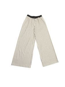 LIU JO Junior - Lamé details pants in beige