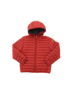 Save The Duck - Giga puffer jacket in red