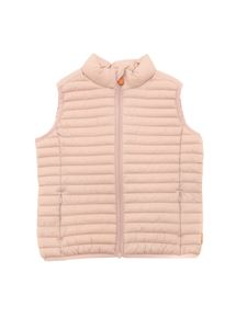 Save the duck - Gilet Gigax rosa