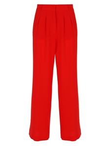 Etro - Palazzo pants in red