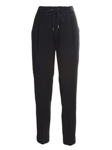 Fabiana Filippi - Straight leg pants in black