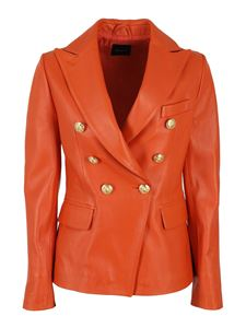 Tagliatore - Lizzie blazer in orange