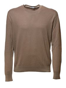 Paolo Pecora - Crewneck sweater in beige