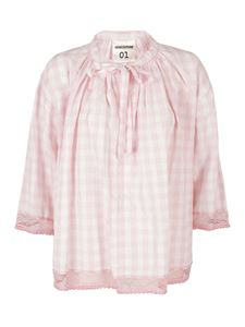 Semicouture - Manon blouse in pink