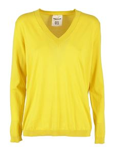 Semicouture - Alexane sweater in yellow