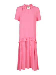 Semicouture - Axelle dress in pink