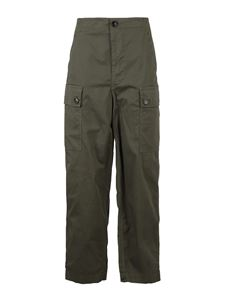 Semicouture - Simonne pants in green
