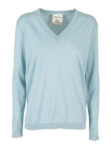 Semicouture - Alexane sweater in light blue