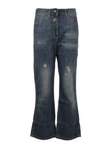 Semicouture - Charlene jeans in blue