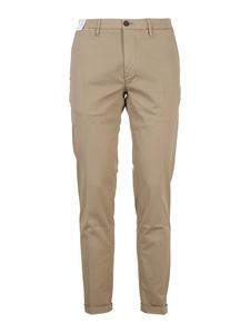 Re-HasH - Mucha pants in beige