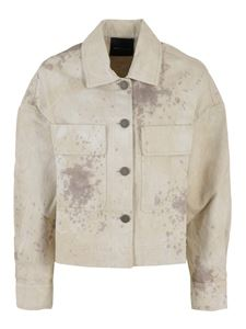 Roberto Collina - Cotton-linen blend jacket in beige