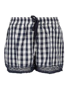 Semicouture - Evelyne shorts in black and white