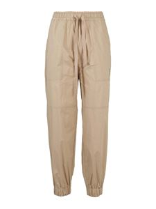 Semicouture - Liliane pants in beige
