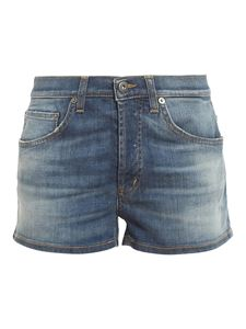 Dondup - Micol shorts in blue