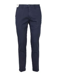 Re-HasH - Mucha pants in blue