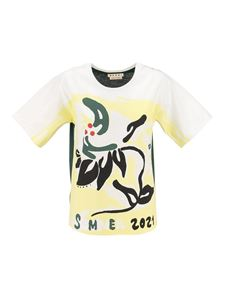 Marni - Blooming T-shirt in multicolor