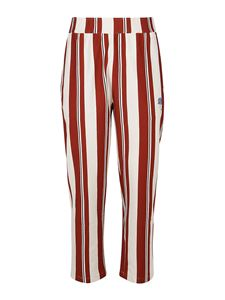 OPENING CEREMONY - Striped pants in red and white
