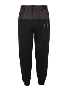 OPENING CEREMONY - Black cotton pants