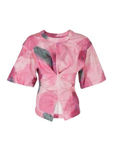 Isabel Marant - Soyona T-shirt in pink