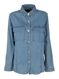J Brand - Denim shirt in blue