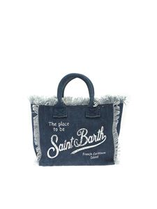 MC2 Saint Barth - Borsa Colette blu