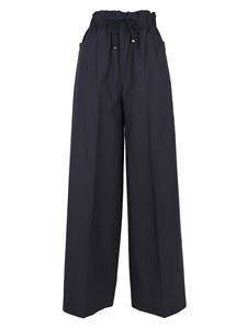 Les Copains - Palazzo trousers in blue
