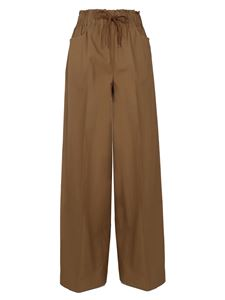 Les Copains - Palazzo trousers in Colonial color