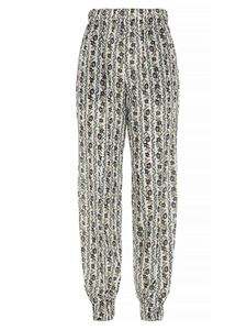 Tory Burch - Clamping vines pants in multicolor