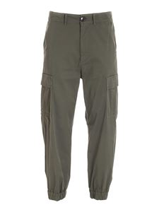 Semicouture - Bernadette pants in military green