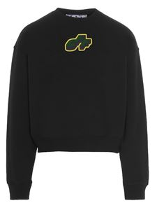 Off-White - Tongue out sweatshirt in black
