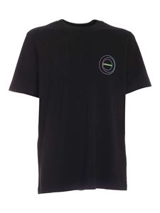 Diesel - T-shirt T Just E3 nera