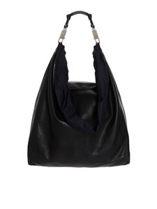 Rick Owens - Jumbo Balloon shoulder bag in black