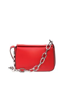 Karl Lagerfeld - Small K/Letters bag in red