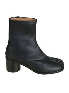 Maison Margiela - Tibi ankle boots in black