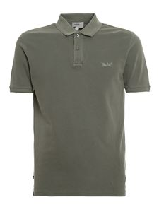 Woolrich - Mackinack polo in green