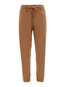 Burberry - Joggers Esmee color cammello